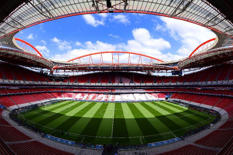 Estádio da Luz, sede da final da Liga dos Campeões 2020