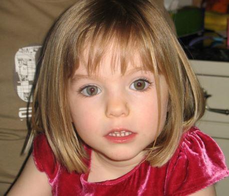 Madeleine Mccan está desaparecida desde 2007