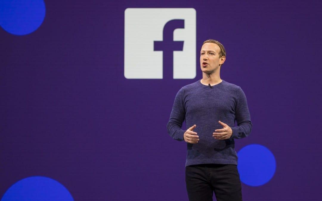 Marck Zuckerberg, fundador do Facebook