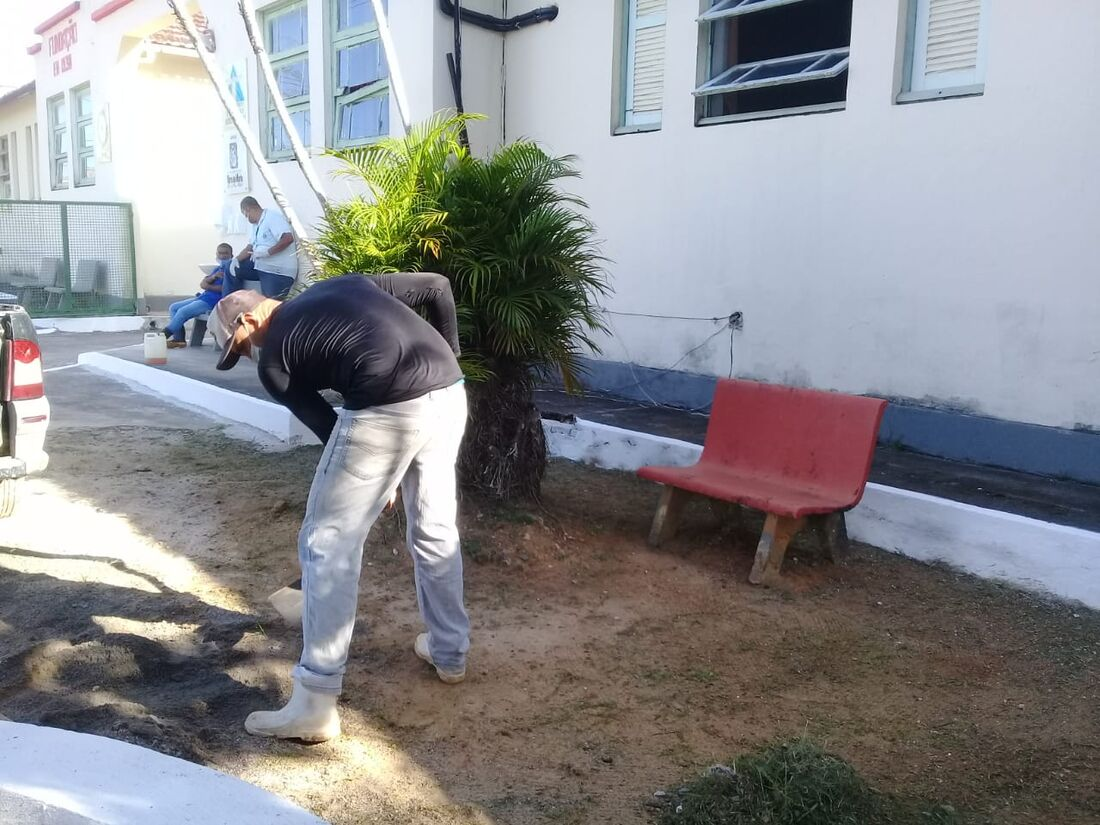 Abrigo Cristo Redentor, em Jaboatão dos Guararapes, abre as portas para cumpridores de penas alternativas