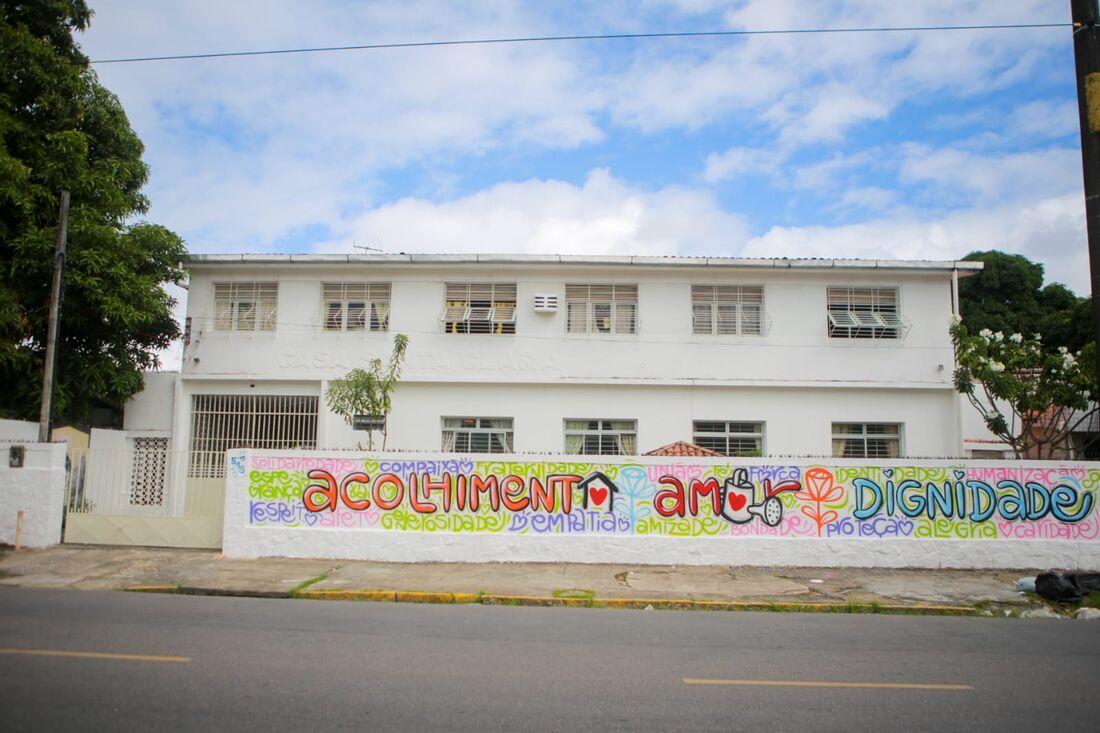 Prefeitura do Recife inaugura novo abrigo provisório para idosos