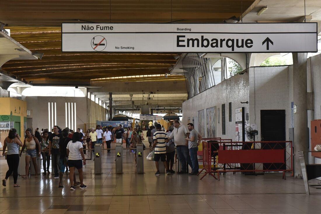 Metrô do Recife