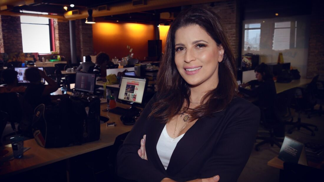 Empresária Carla Bensoussan, CEO da Lead
