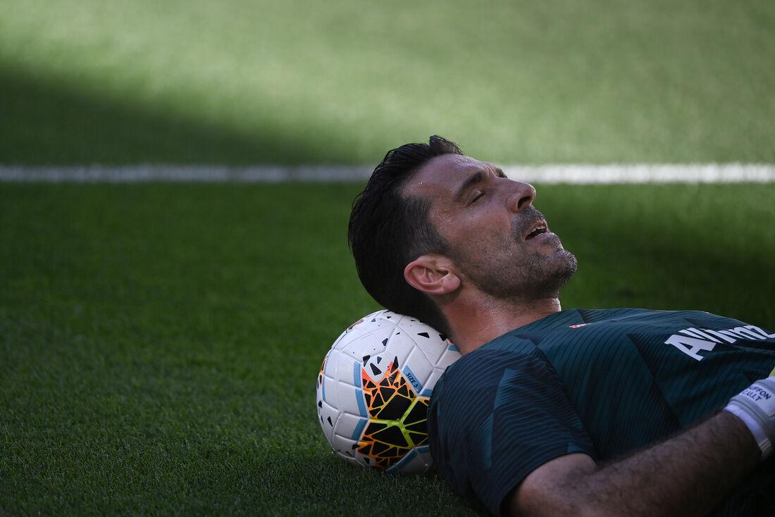 Buffon, goleiro da Juventus