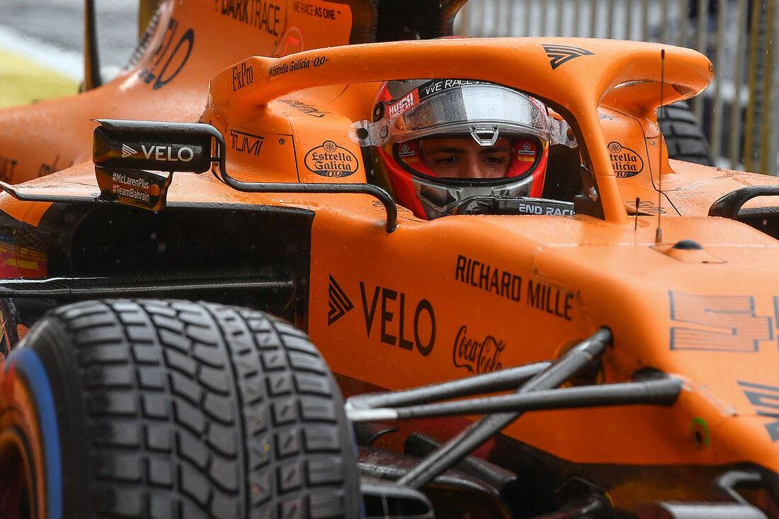 Carlos Sainz, piloto da McLaren