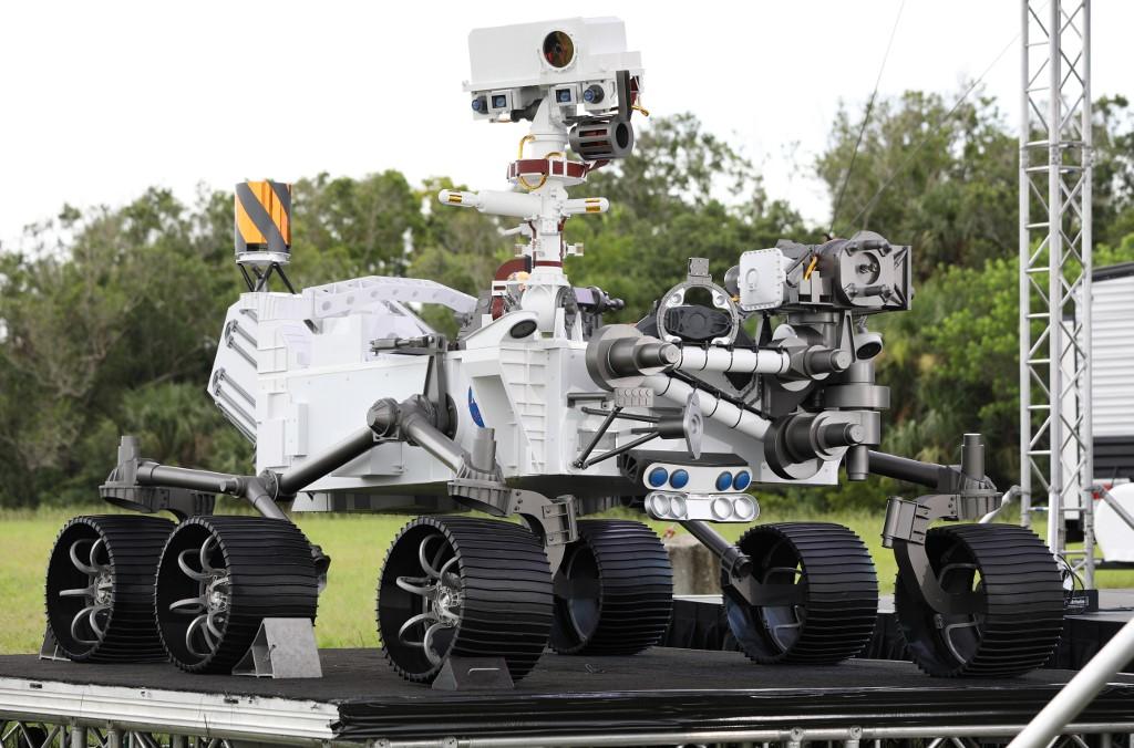 Nasa enviará Rover Perseverance para tentar identificar componentes biológicos em Marte