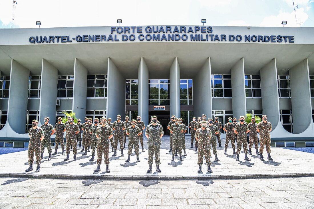Quartel-General do Comando Militar do Nordeste