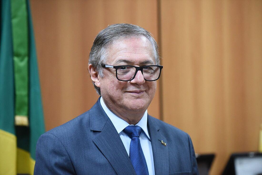 O ex-ministro da Educação do governo Jair Bolsonaro, Ricardo Vélez