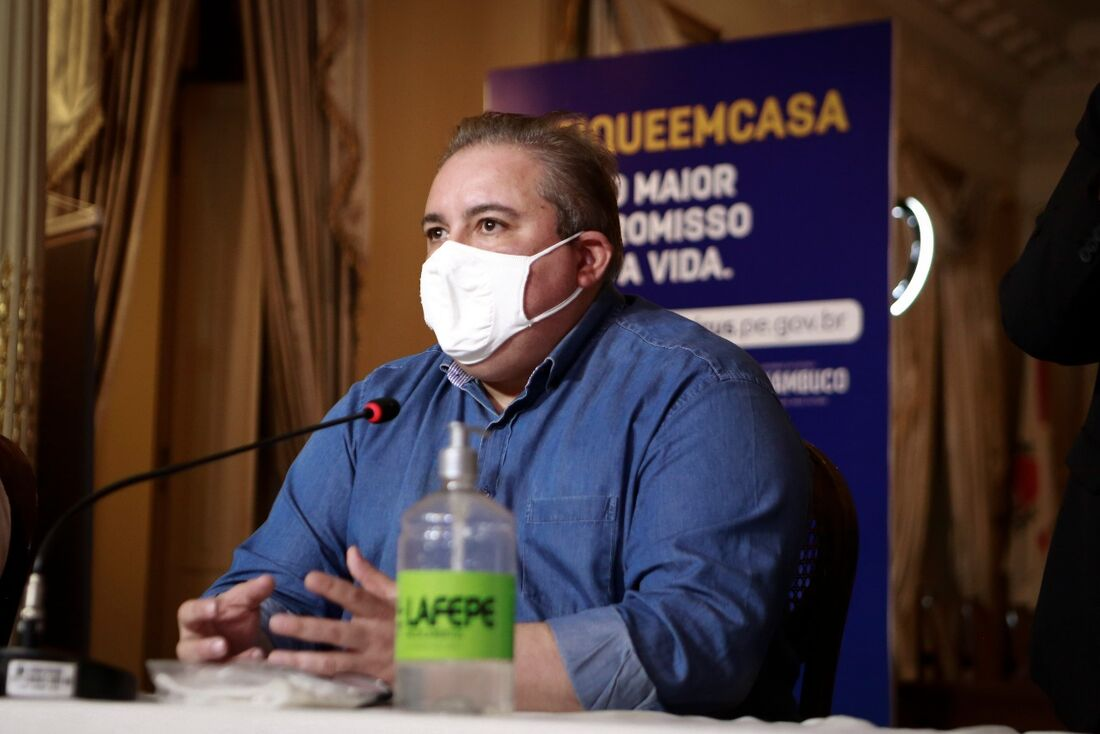 André Longo, vice-presidente do Conselho de Secretários de Saúde