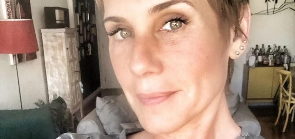 Ex-paquita Andrea Veiga