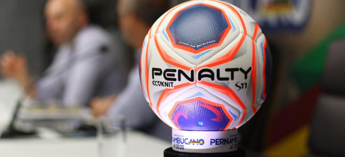 Campeonato Pernambucano recomeça dia 19 de julho