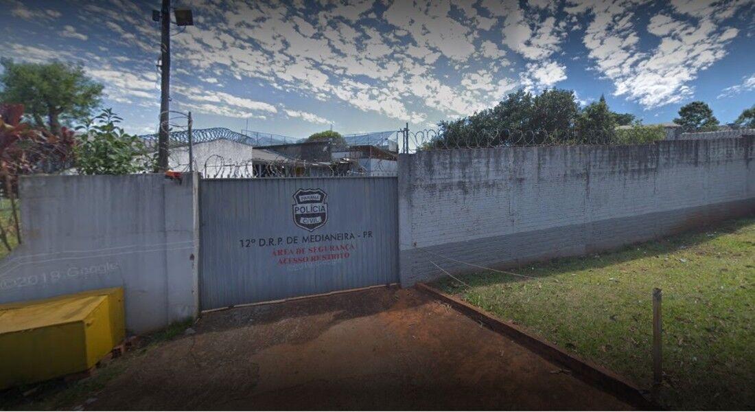 Cadeia Pública de Medianeira (PR)