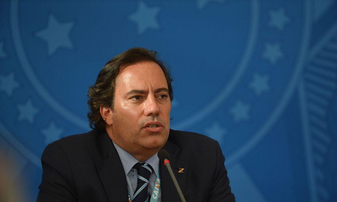 Presidente da Caixa, Pedro Guimarães