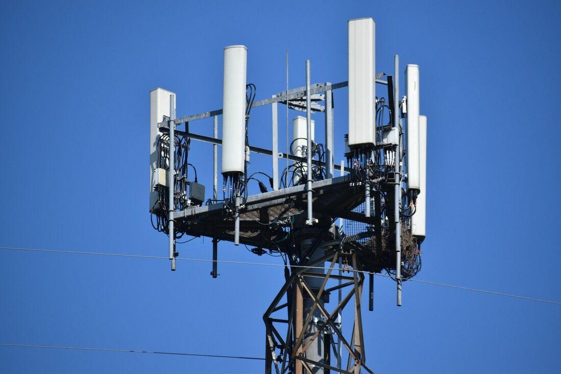 Torre de celular 5G