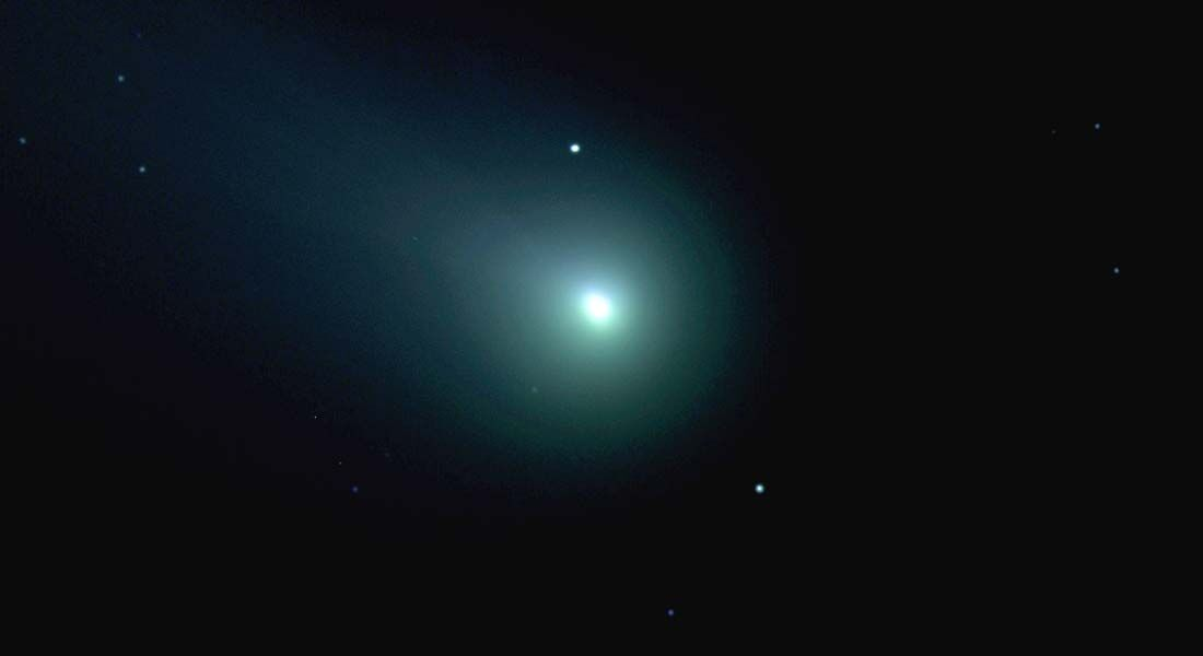 Cometa foi registrado pelo telescópio de Itacuruba
