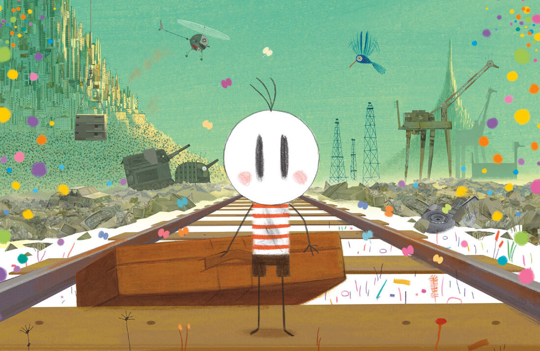"""""""O menino e o mundo"""" é animação patrocinada pela empresa"""