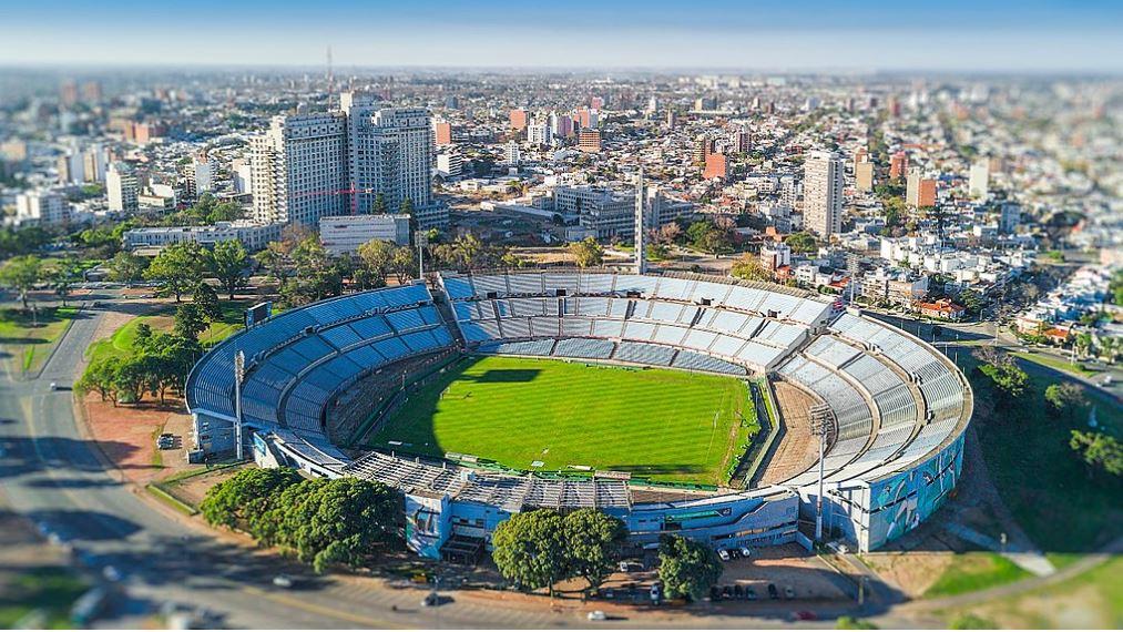 Estádio Centenário de Montevidéu