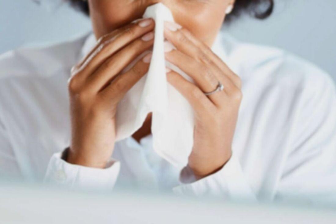 Alergias merecem uma atenção especial na pandemia
