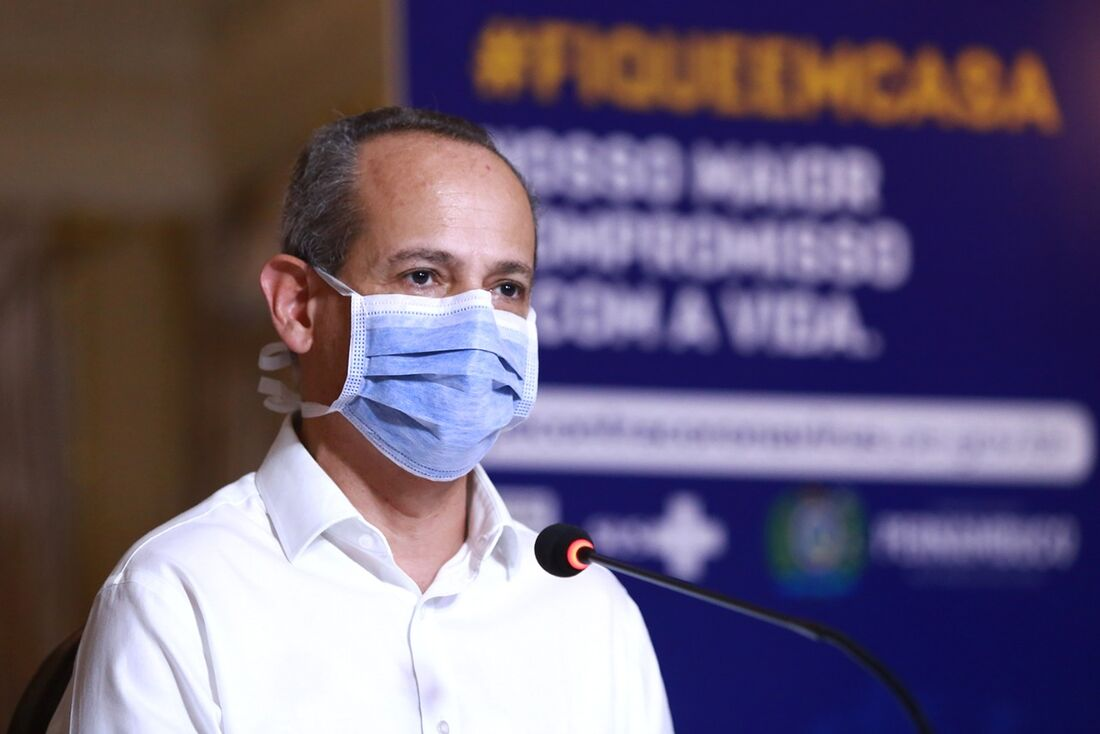 Fred Amancio, secretário de Educação e Esportes de Pernambuco