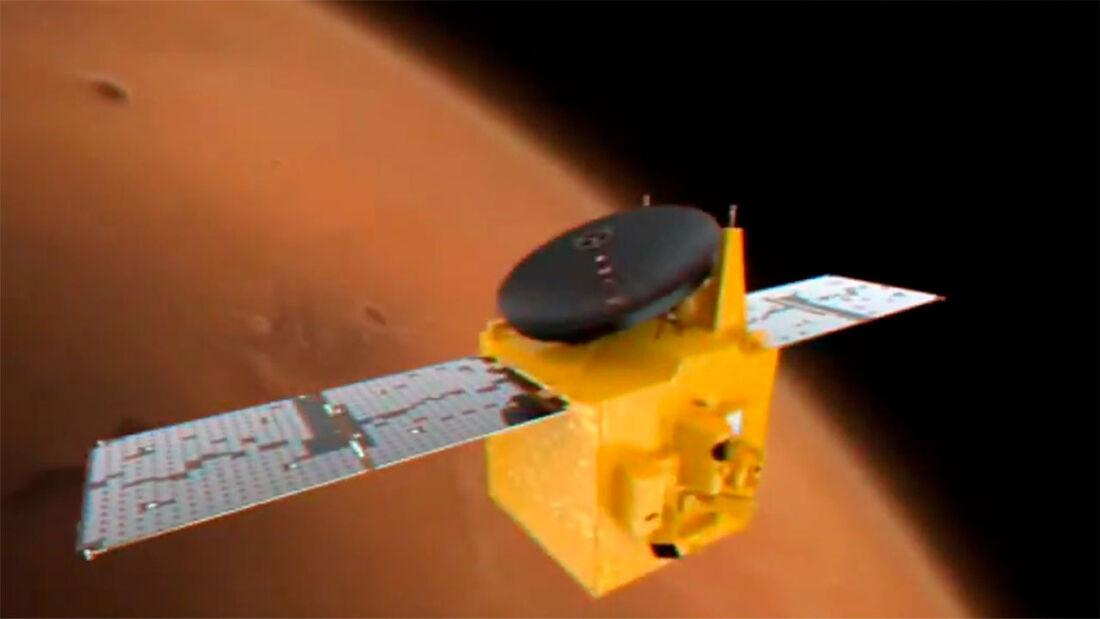 Missão a Marte