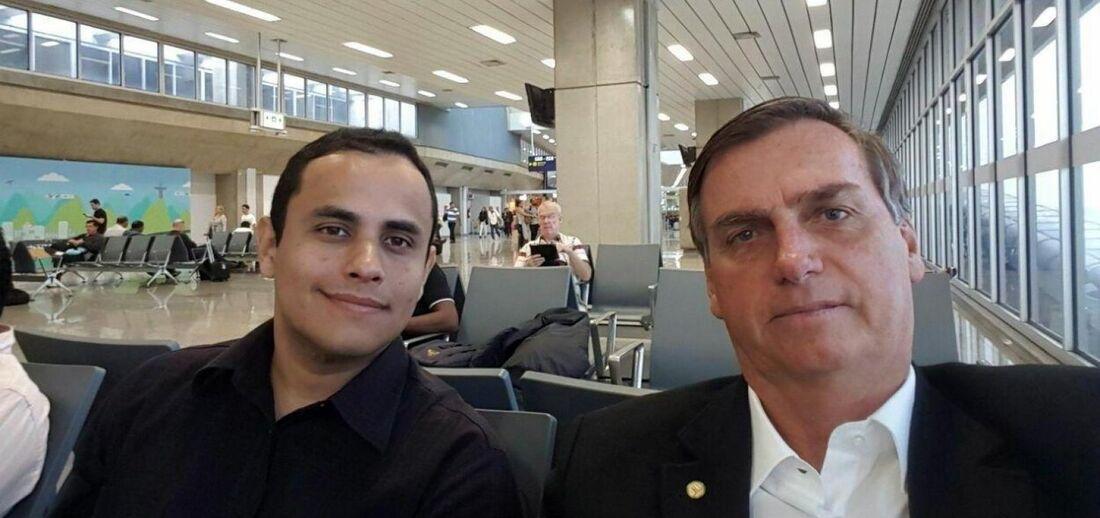 Tércio e Bolsonaro