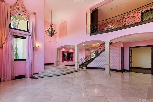 Mansão 'Casa da Barbie'