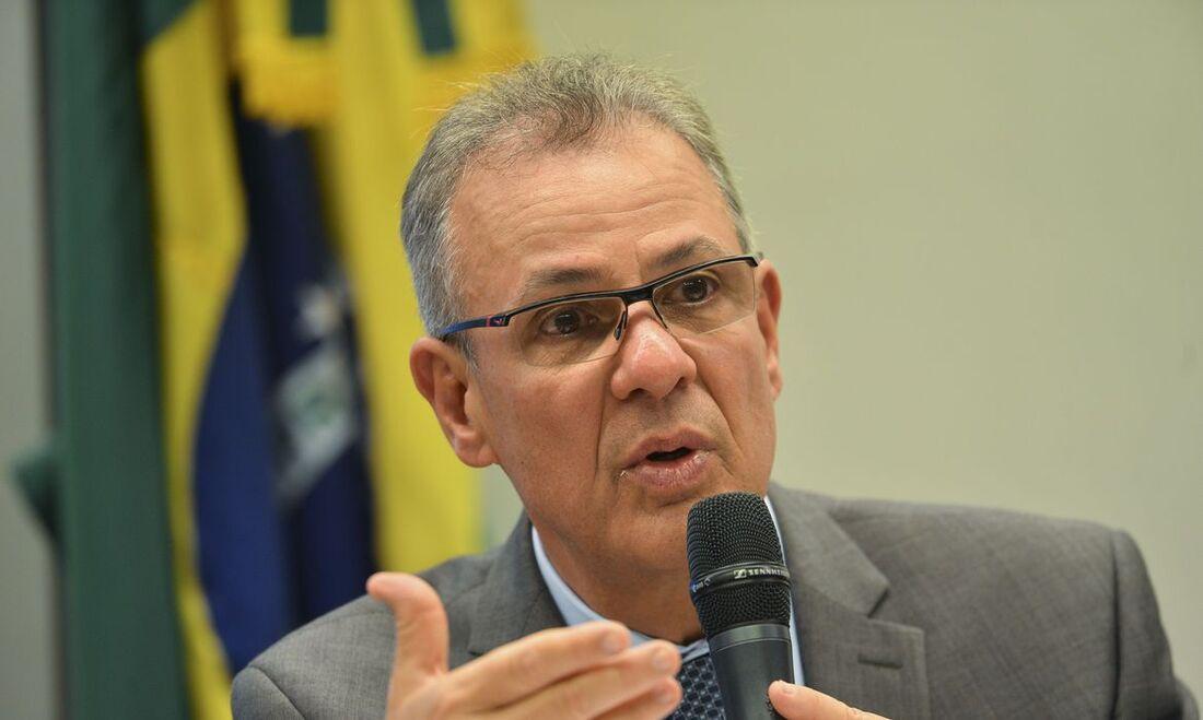 Secretário de Geologia, Mineração e Transformação Ambiental, Alexandre Vidigal