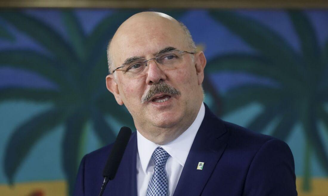 Posse de Milton Ribeiro como ministro da Educação