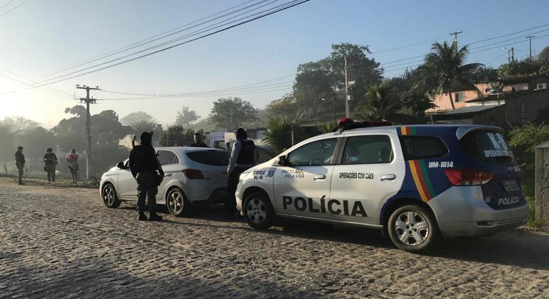 Seis integrantes de uma organização criminosa foram denunciados pela morte do policial civil