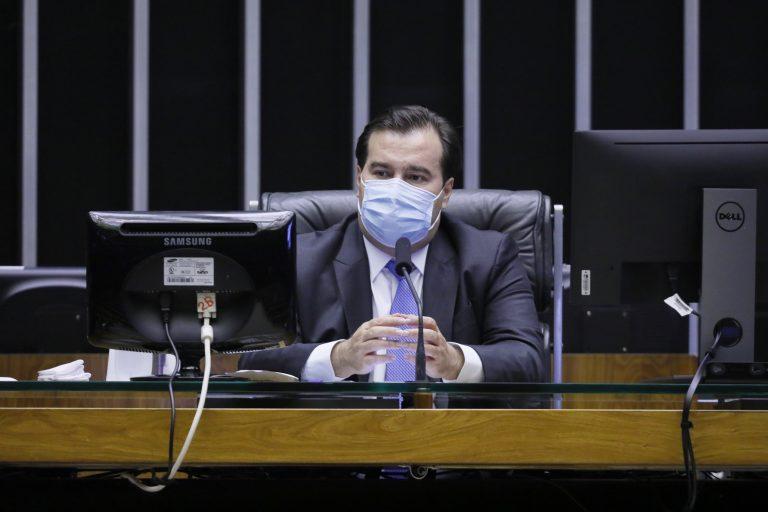 Presidente da Câmara, Rodrigo Maia