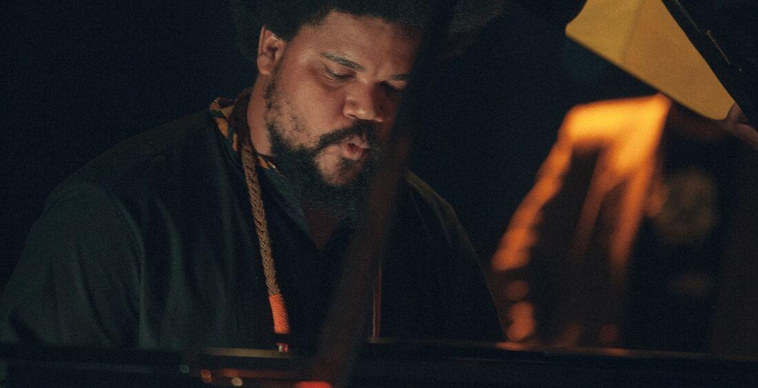 Amaro Freitas, pianista