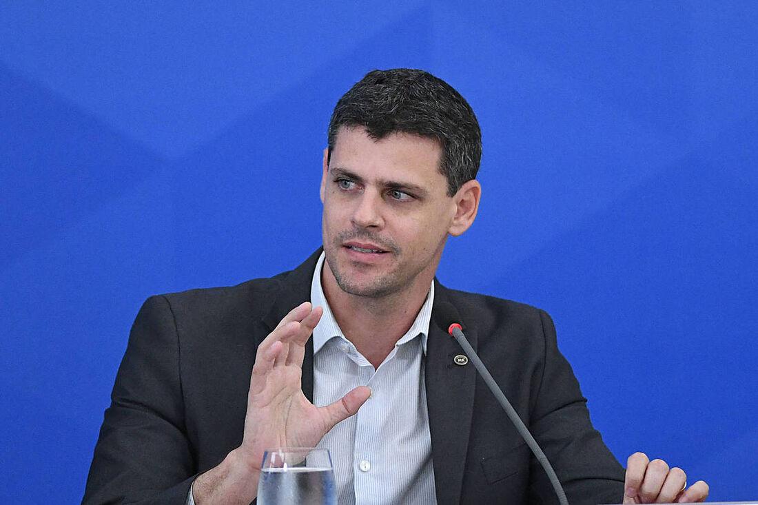 Secretário do Tesouro Nacional, Bruno Funchal