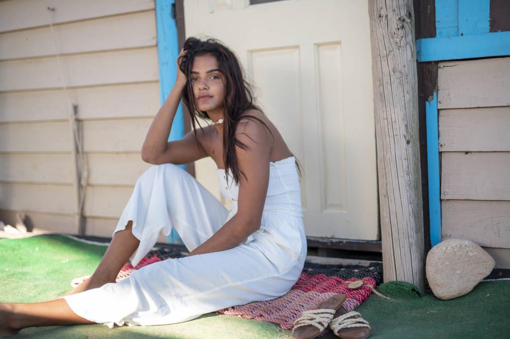 Modelo Julia Muniz