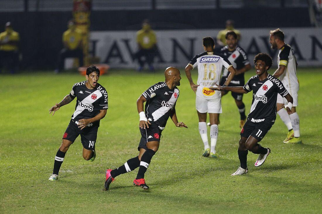 Vasco 2x0 Sport, pela segunda rodada do Brasileirão 2020