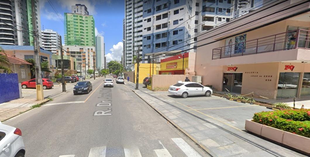 Rua Dr. José Maria, Encruzilhada