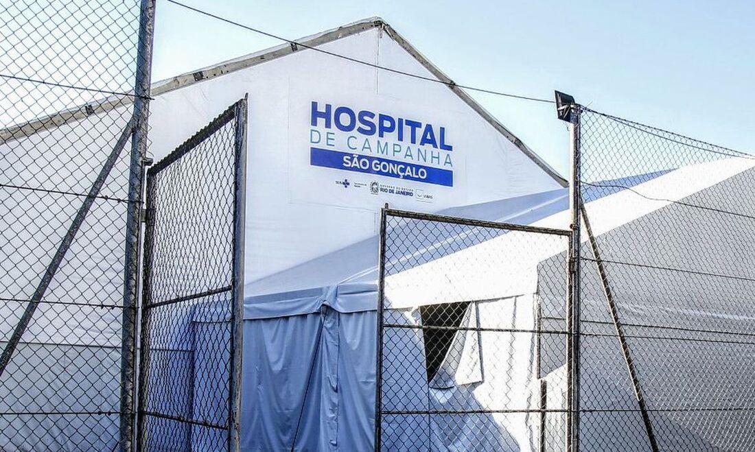 Hospital de Campanha de São Gonçalo