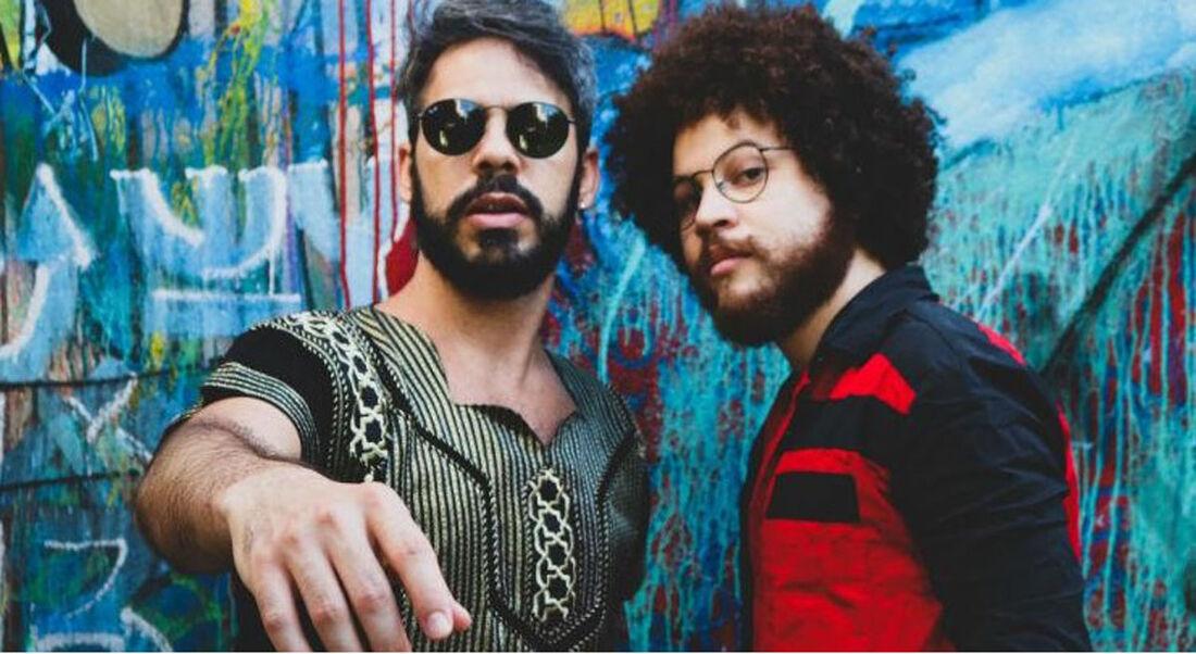 Dois dos grandes nomes da nova geração da música pernambucana fazem show juntos