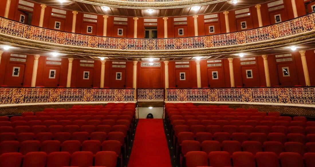 O Teatro de Santa Isabel