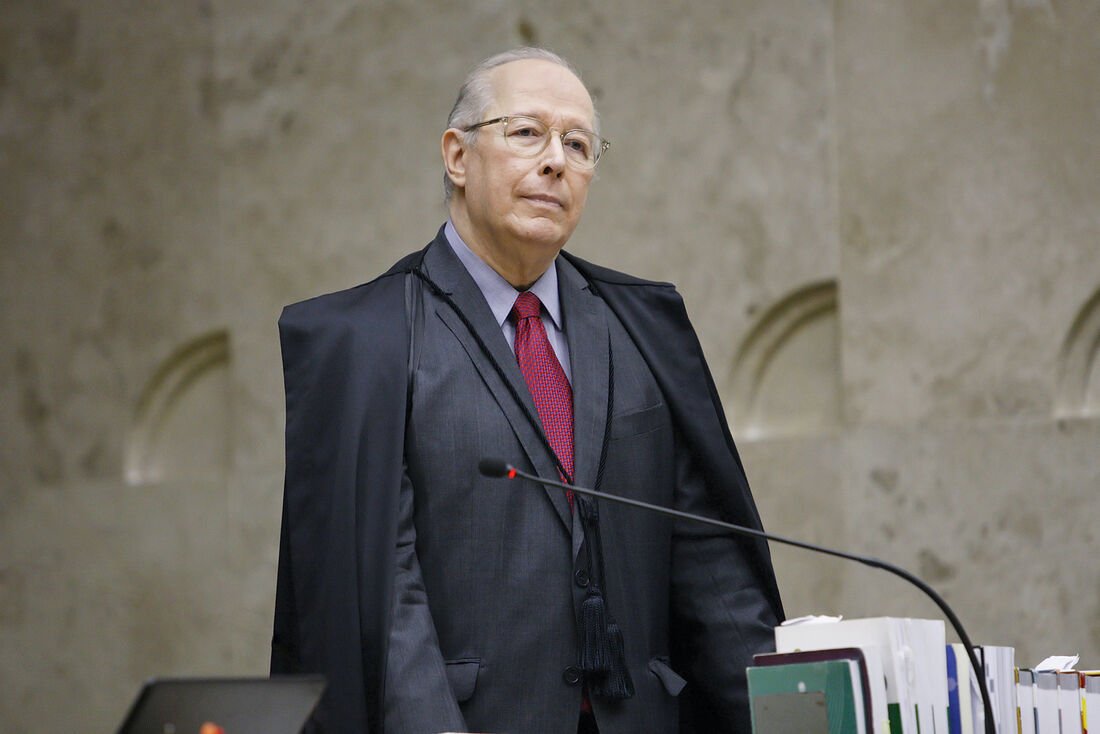 Celso de Mello, ministro do Supremo Tribunal Federal