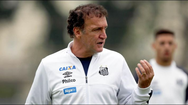 Essa será a terceira passagem de Cuca pelo Santos