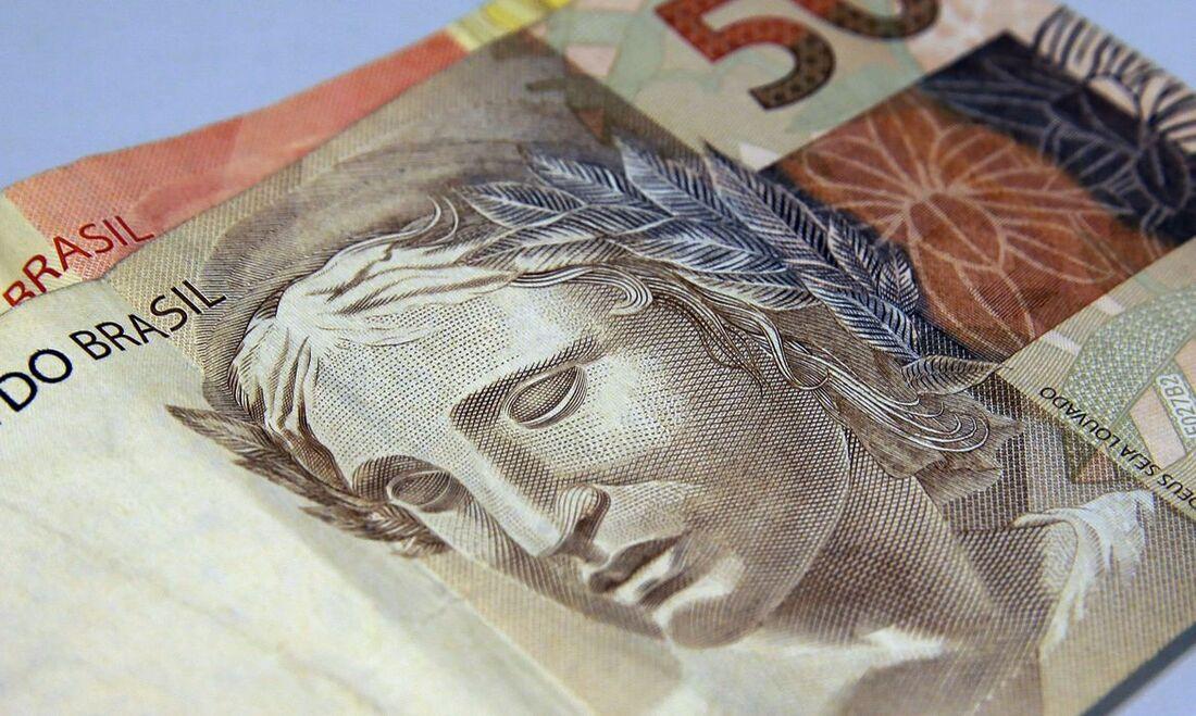 Nota de R$ 50