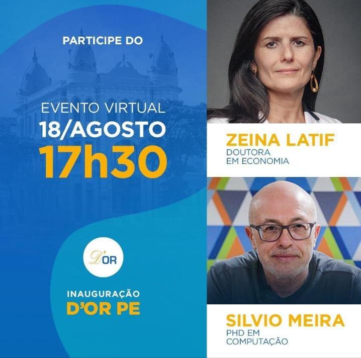 Inauguração da D'Or Consultoria no Recife