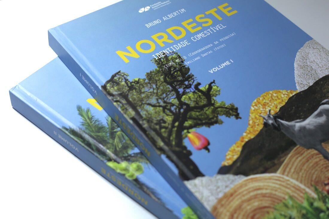 Livro Nordeste - Identidade Comestível