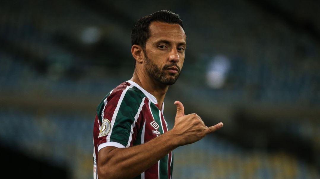 Nenê, meio-campo do Fluminense