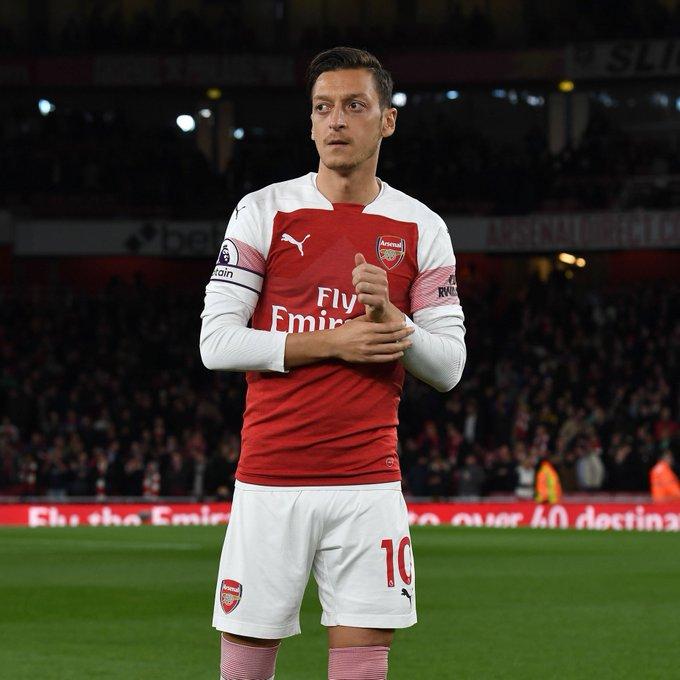 Mesüt Özil, meia do Arsenal