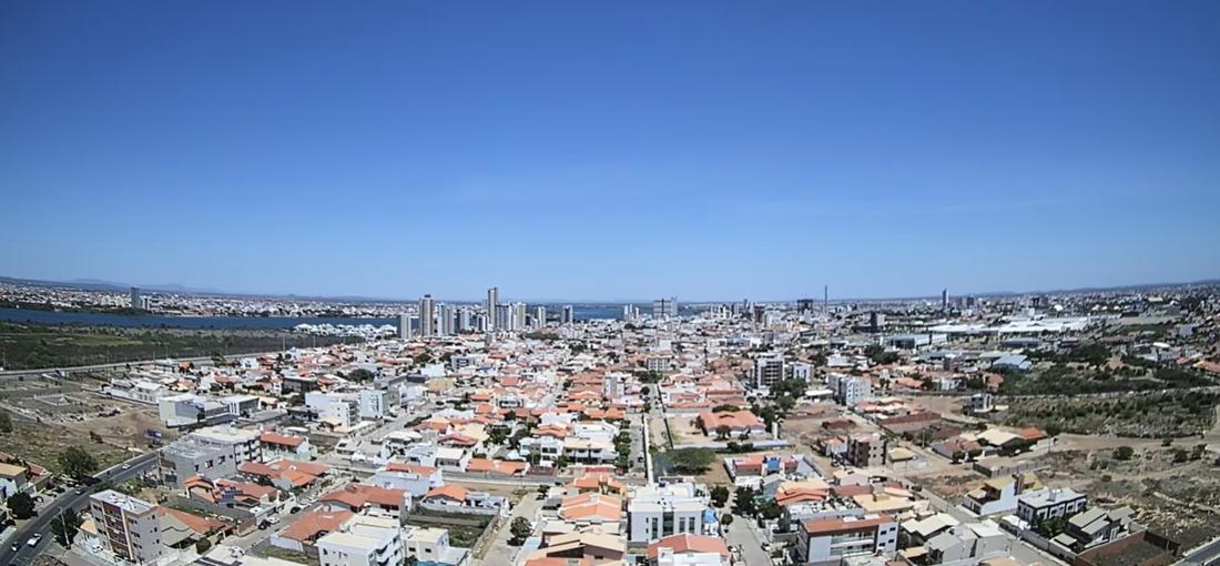 Petrolina, no Sertão de Pernambuco