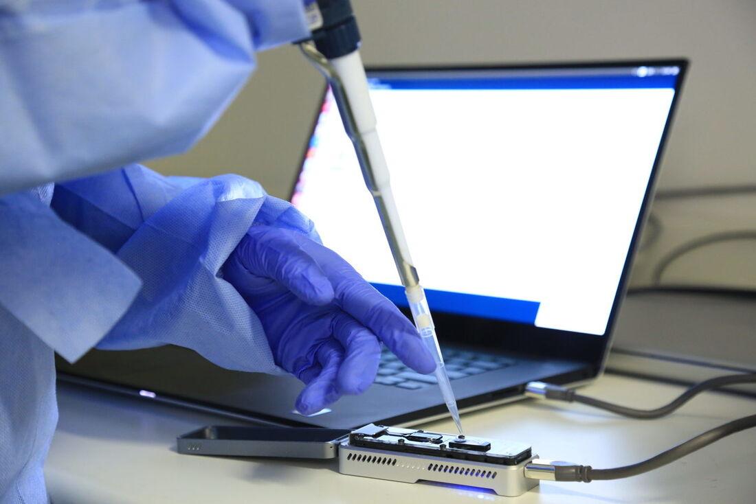 Sequenciamento genético é de extrema importância para entender a dinâmica da pandemia