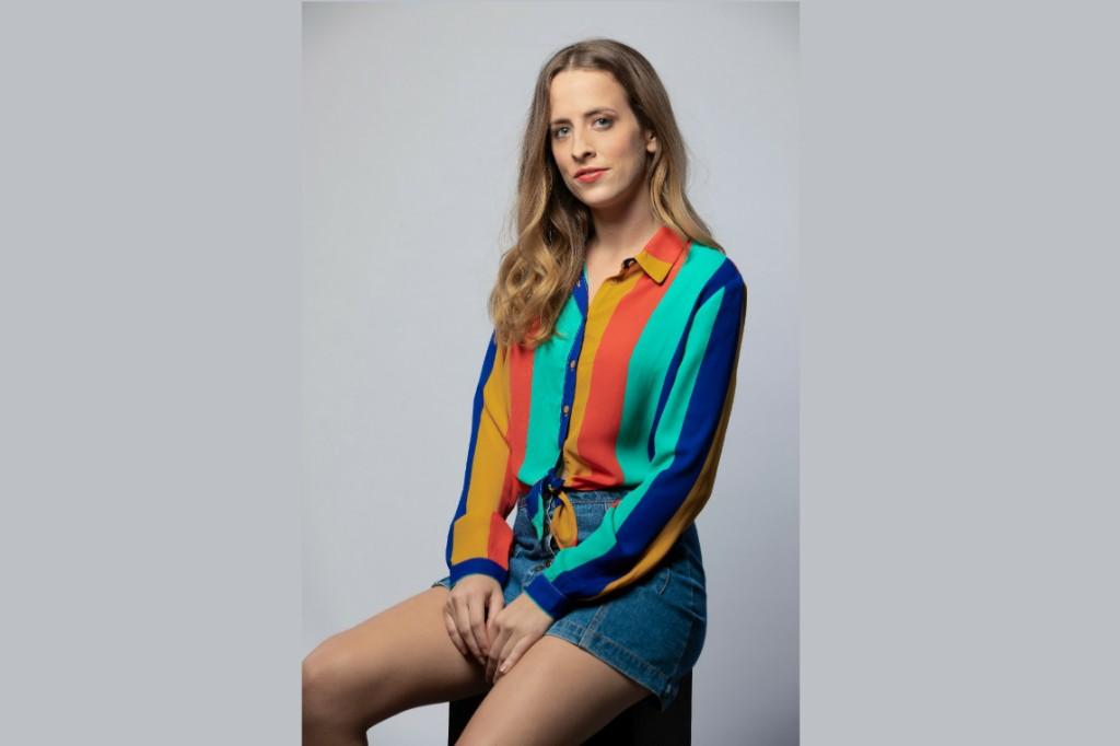 """KARINA RAMIL, NOVA INTEGRANTE DO """"ZORRA"""", DA GLOBO"""