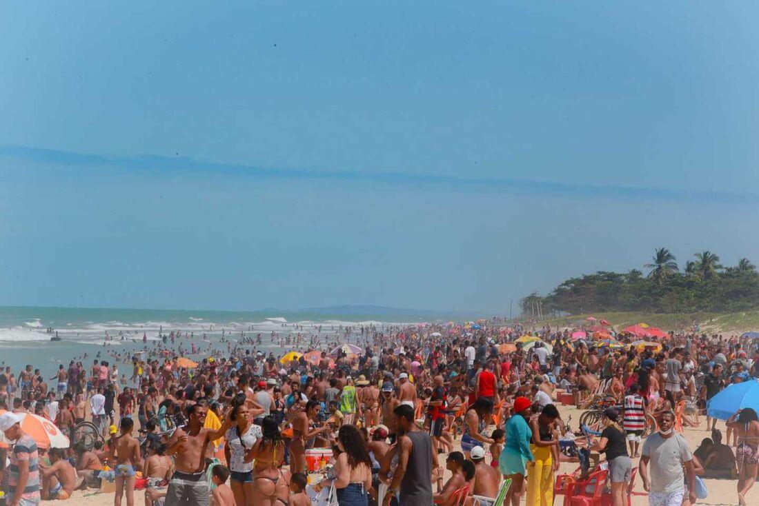 Praia do Pina, em Boa Viagem