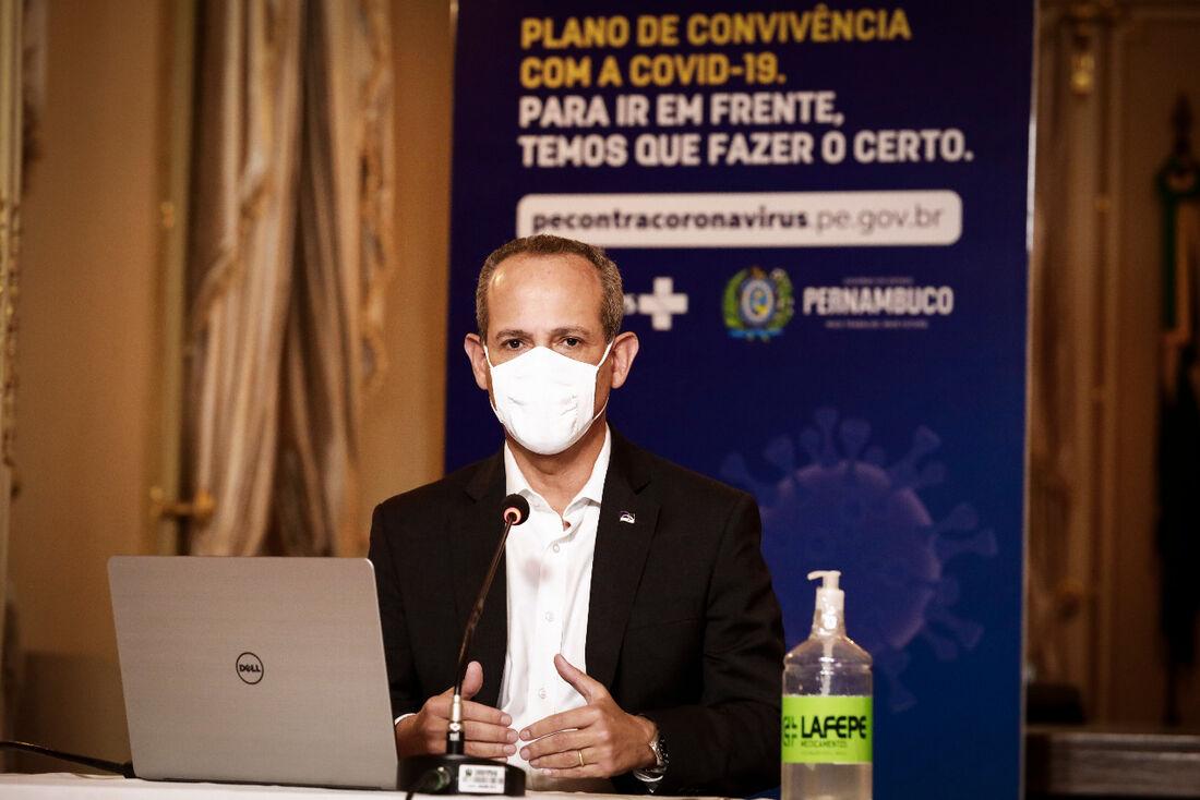 Secretário de Educação de Pernambuco, Fred Amâncio
